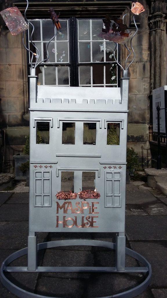 Maspie House Sign