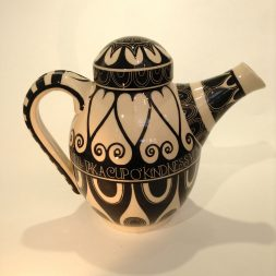 McGill Auld Lang Syne Teapot