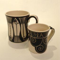 McGill Mugs large & small