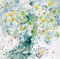 Sarah McLaren - Gowans in Green Vase