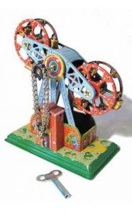 Twin Ferris Wheel