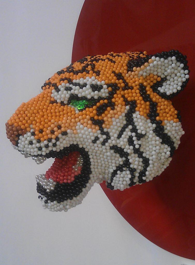 David Mach - Tiger 1