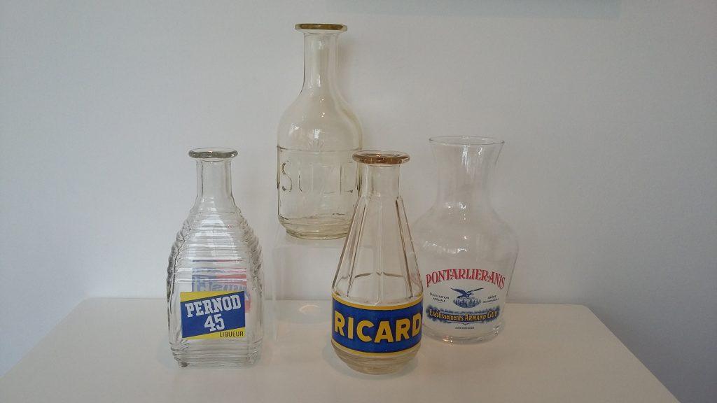 Pastis Bottles 1