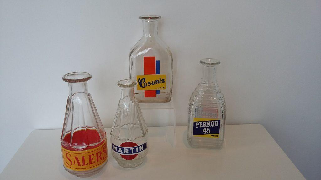 Pastis bottles 4